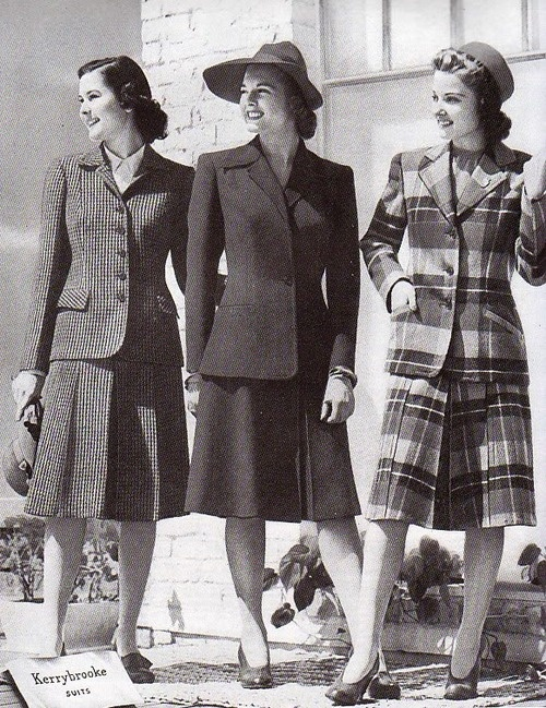 1940's suits