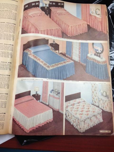 1940's bedspread