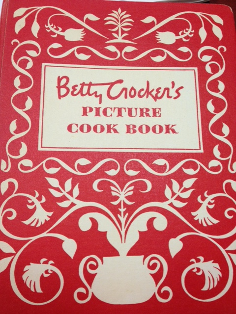 1950's Betty Crocker Cookbook