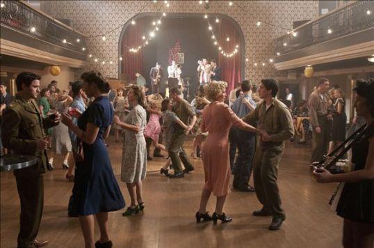 swing dancing
