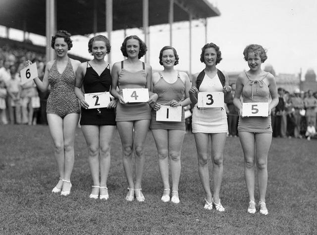 1937 Toronto contestents