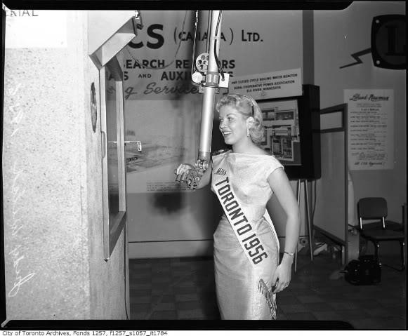 Miss Toronto 1956