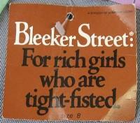 Bleeker Street motto