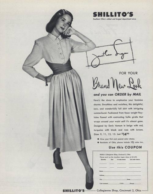 Doris Varnum dress