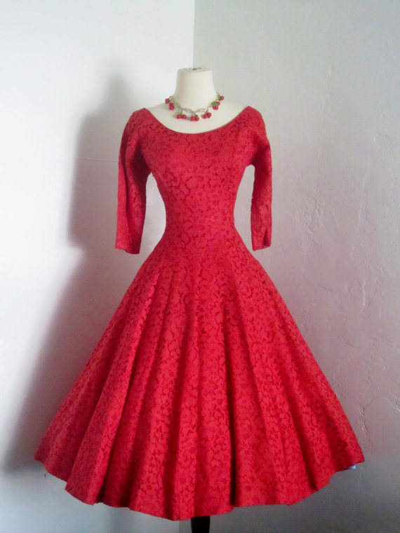 Vintage Dresses From 1950