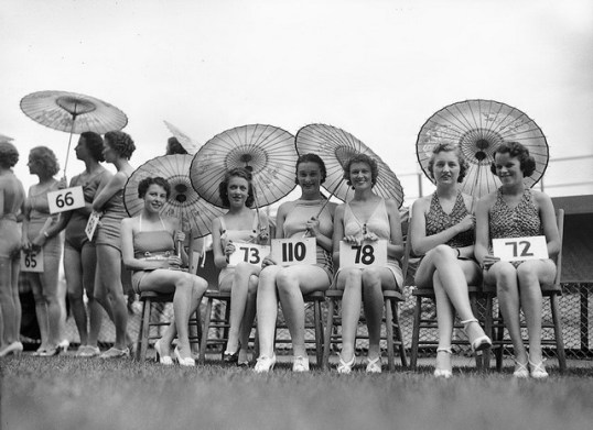 Miss Toronto 1937 city of toronto archives