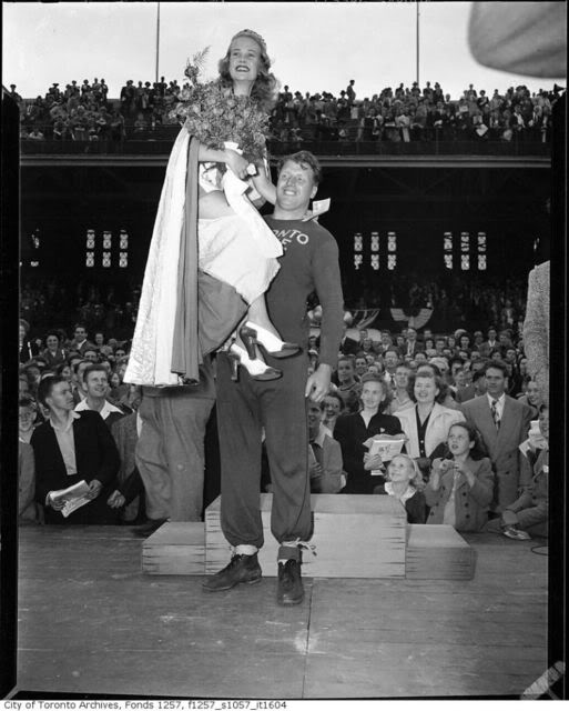 miss toronto 1947 toronto archives
