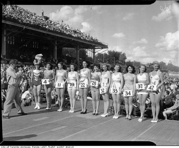 miss toronto 1948