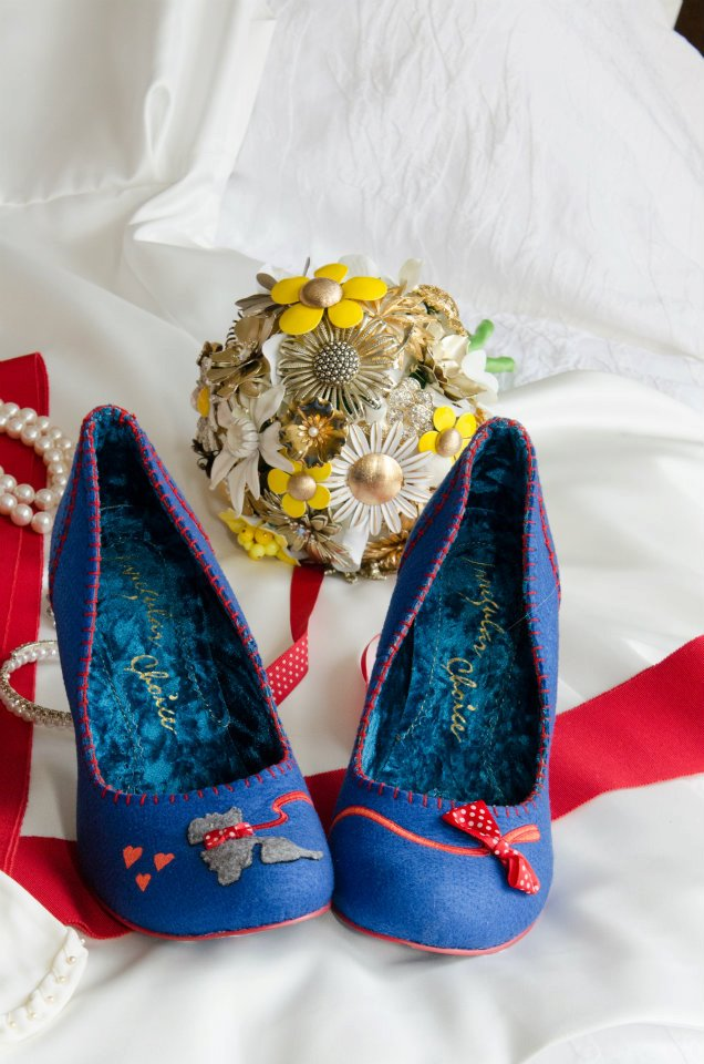 Irregular Choice shoes Scottie Dog