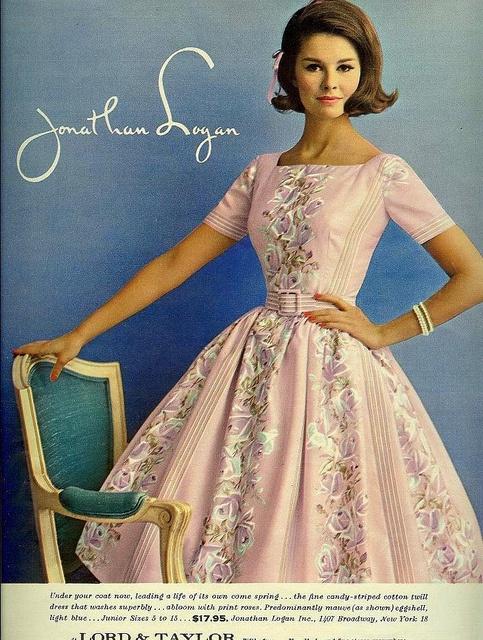 Jonathan Logan 1960's