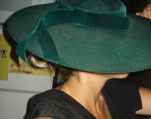 1950s vintage hat