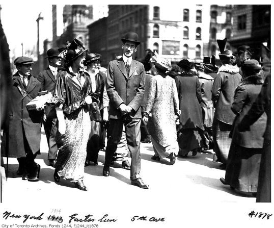 new York easter parade