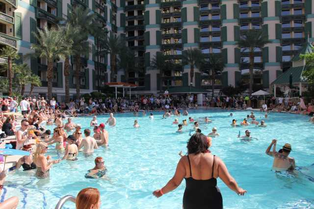 VIVA Las Vegas 16 Pool
