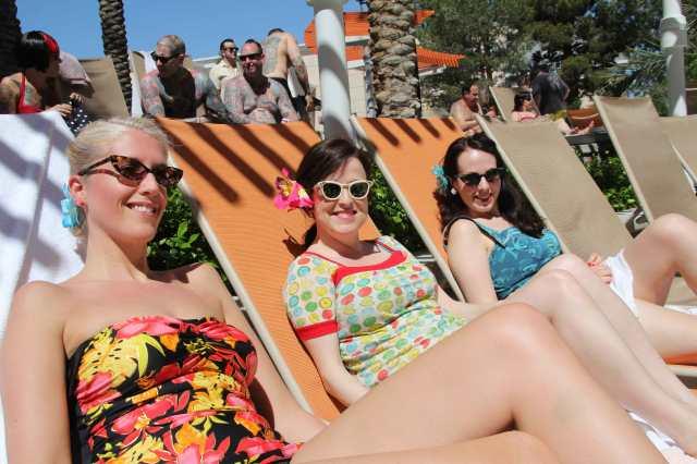 VIVA Las Vegas Pool Party