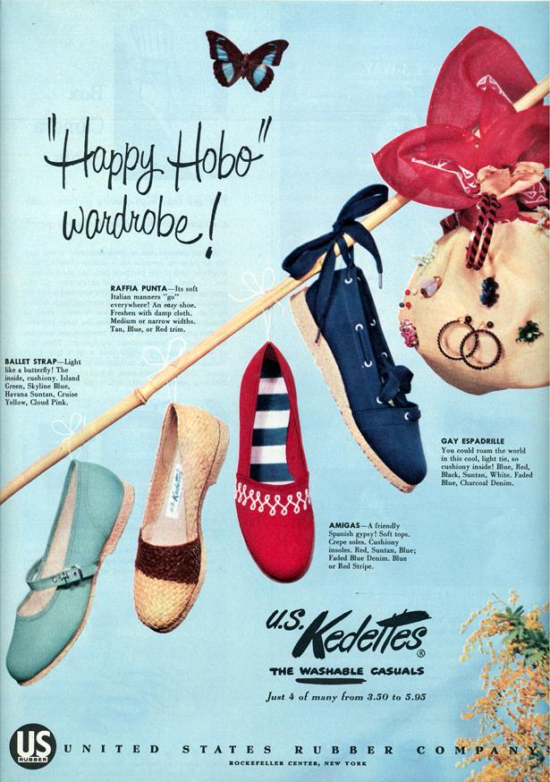 1950's vintage shoes