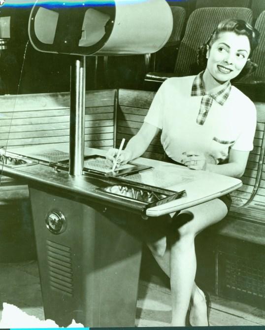 1950's bowling