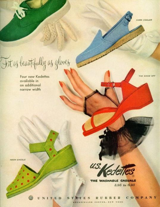 1950's shoes