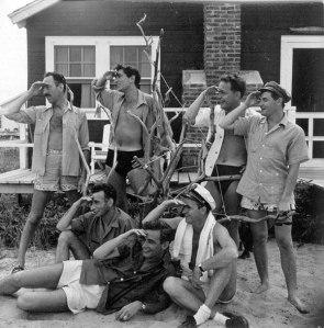 1950's summer men
