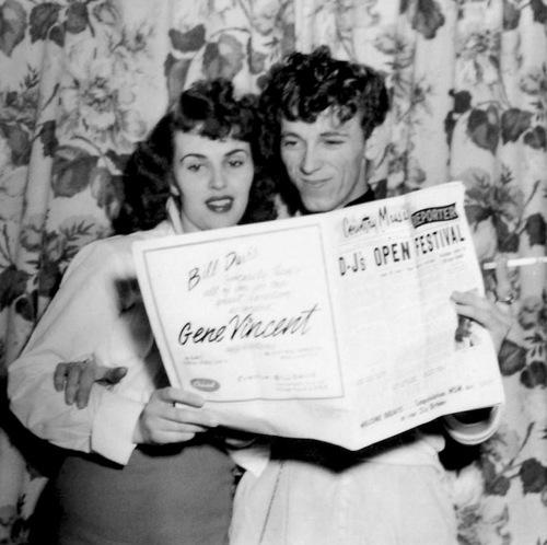 Wanda Jackson & Gene Vincent