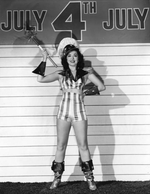 Vintage July 4th