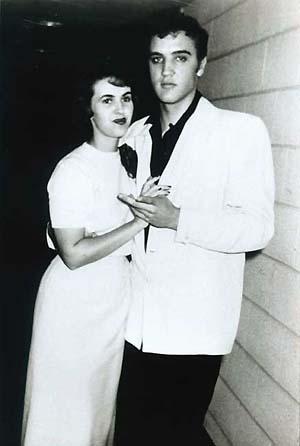 Wanda Jackson and Elvis
