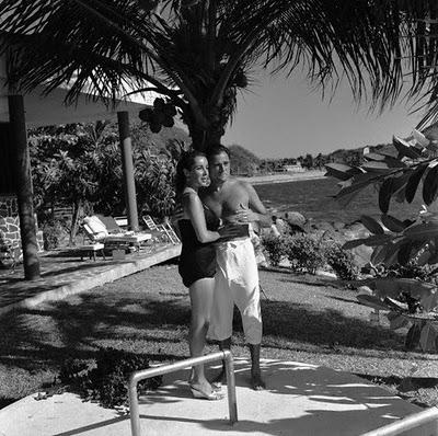 elizabeth Taylor in Acapulco