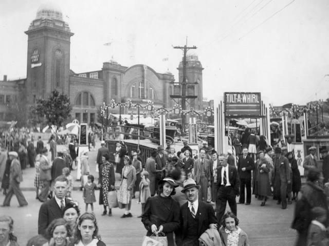 CNE-1937 Toronto
