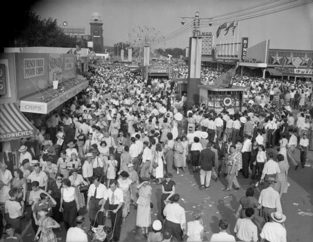 CNE 1961 Toronto