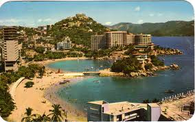 Acapulco vintage resorts