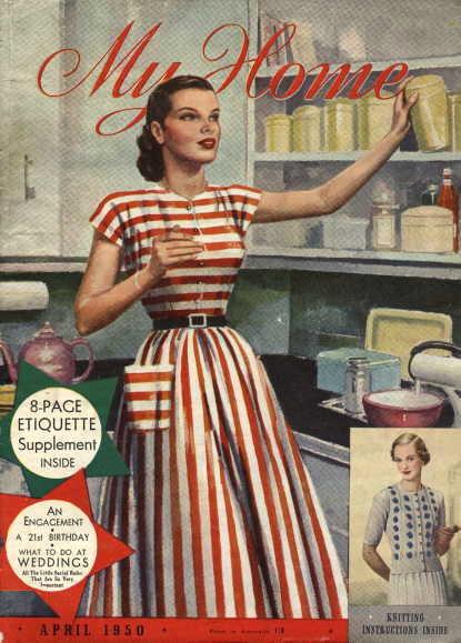 1950's Housedress
