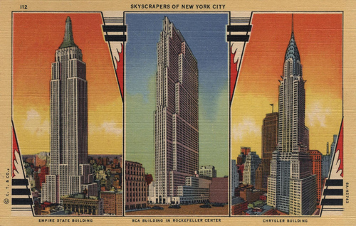Art Deco of New York
