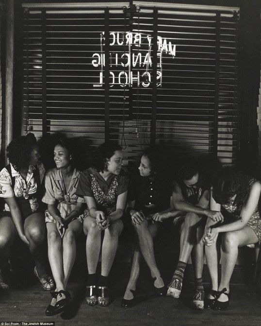 dancing girls harlem 1938