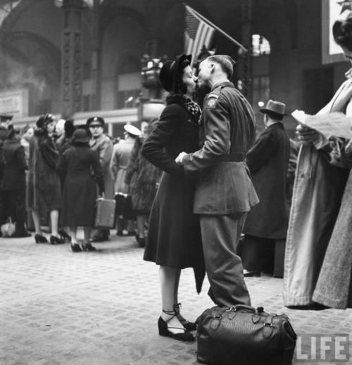 penn station 1940's