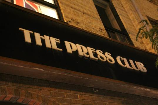 Press Club Toronot