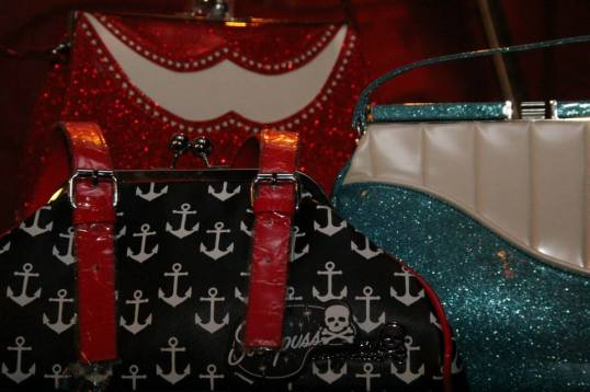 rockabilly purses