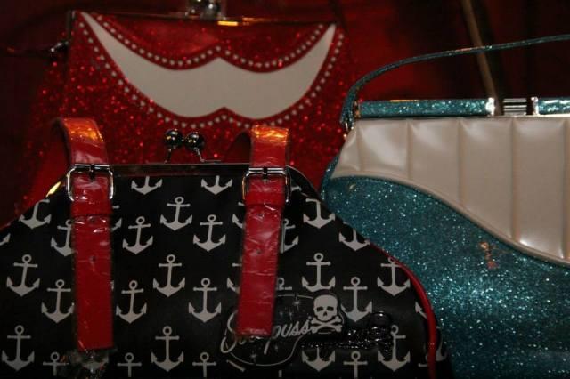 rockabilly purses