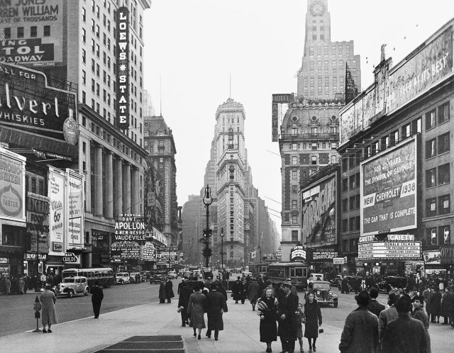 times-square-1938