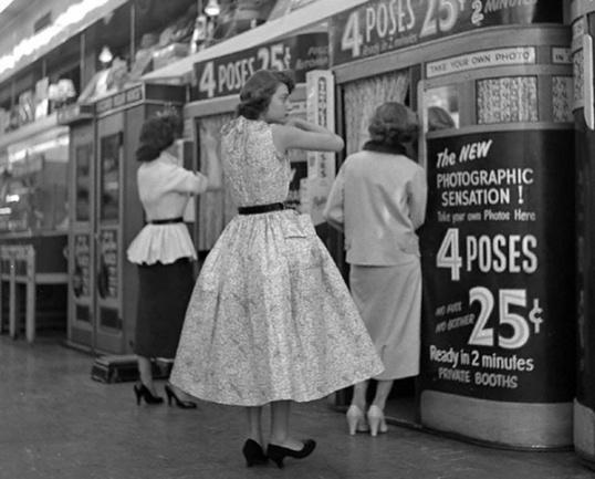 Vintage 1950's Fashion