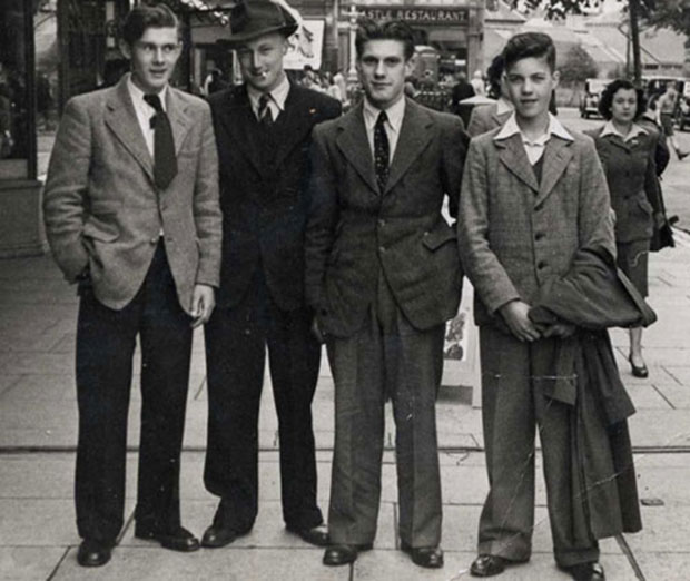 1930s fashion men