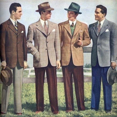 1940s clothing
