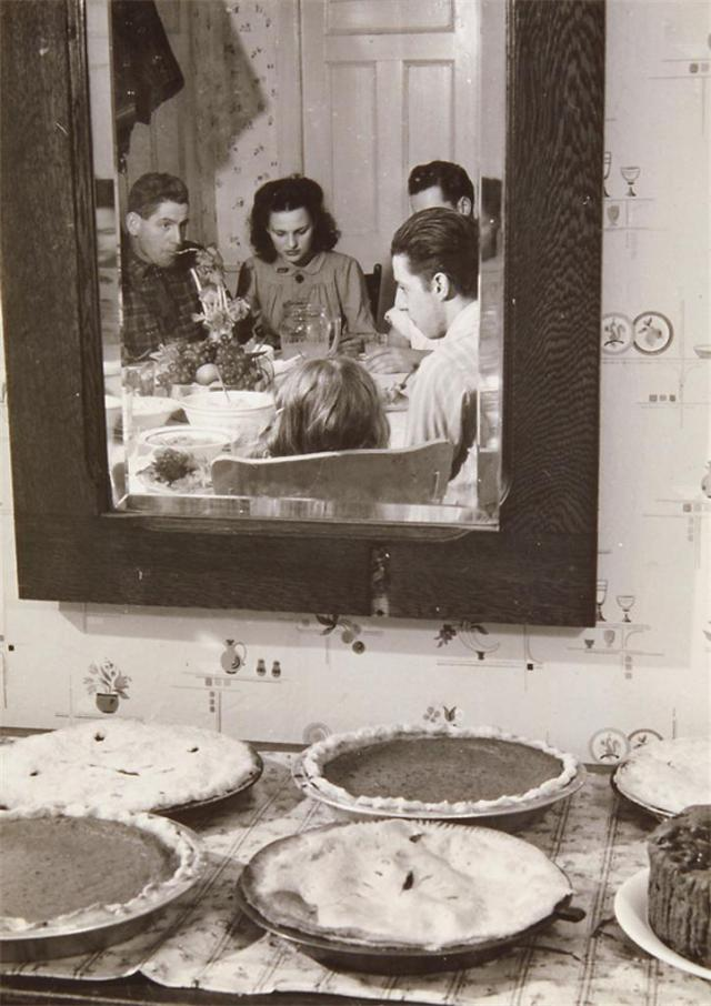 1940's thanksgiving