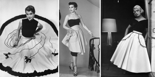 1950's circle skirt