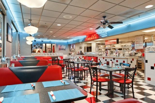 1950's diner
