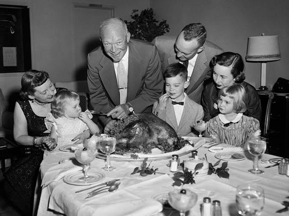 1950's thanksgiving