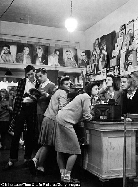 1950s teens