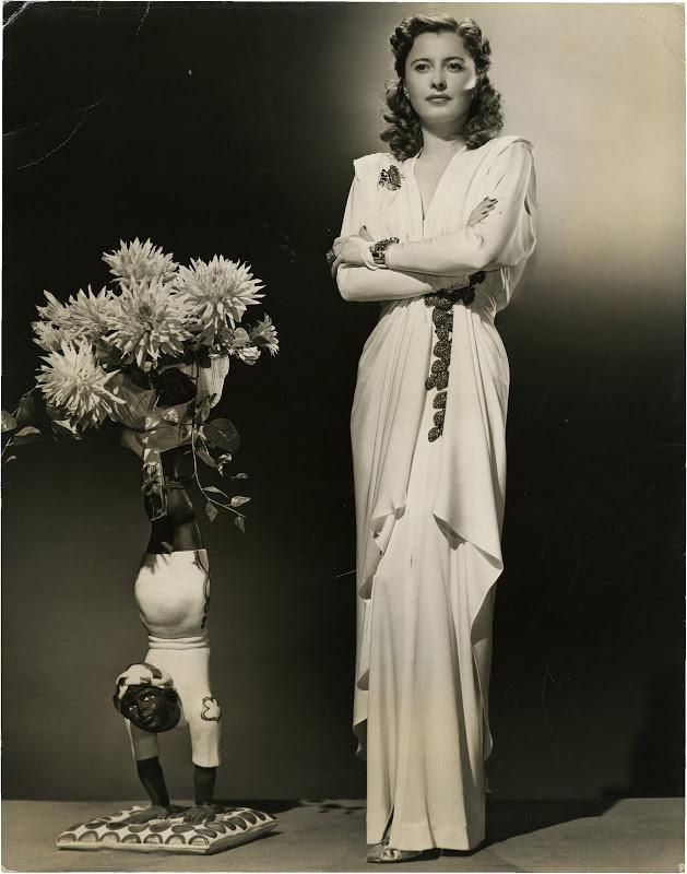 Barbara Stanwyck-Edith Head