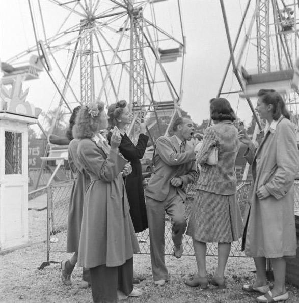 1940's county fair