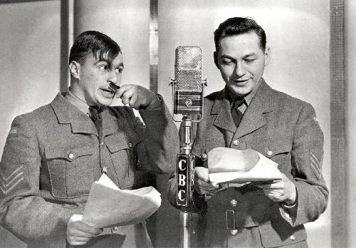 Wayne and Shuster Radio