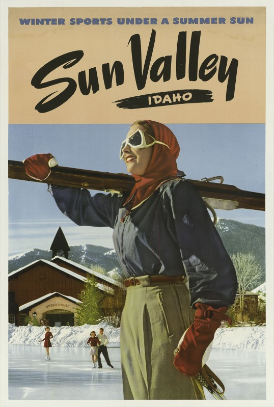 Sun Valley Vintage images