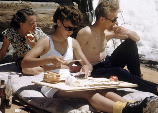 Sun Valley vintage image
